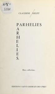 Claudine Helft - Parhélies.