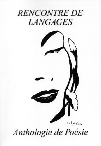 Claudine Laboirie - Rencontre de langages - Anthologie de poésie.