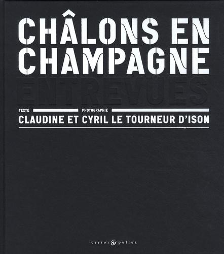 Claudine Le Tourneur d'Ison et Cyril Le Tourneur - Châlons en Champagne - Entrevues.