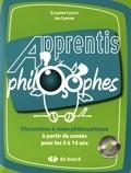Claudine Leleux et Jan Lantier - Discussions à visée philosophique à partir de contes pour les 5 à 14 ans. 1 DVD