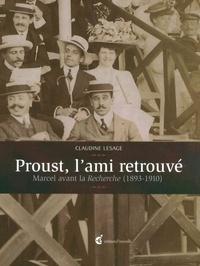 Era-circus.be Proust, l'ami retrouvé - Marcel avant la Recherche (1893-1910) Image