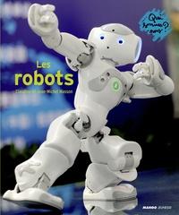 Claudine Masson et Jean-Michel Masson - Les robots.