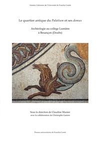 Openwetlab.it Le quartier antique du Palatium et ses domus - Archéologie au collège Lumière à Besançon (Doubs) Image