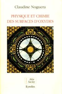 Claudine Noguera - Physique et chimie des surfaces d'oxydes.