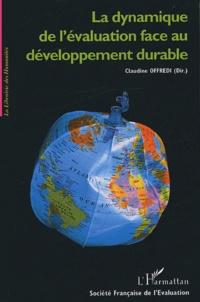 La dynamique de lévaluation face au développement durable - Limoges 2003.pdf