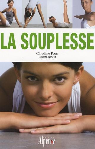 Claudine Pons - La souplesse.
