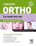 Claudine Protat et Nelly Dutillet-Lachaussée - Concours Ortho - Epreuves écrites et orales.