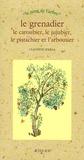 Claudine Rabaa - Le grenadier, le caroubier, le jujubier, le pistachier et l'arbousier.