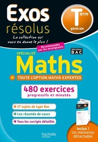 Claudine Renard et Geneviève GUILLAUMIN - Exo résolus spécialaté Maths Tle générale.
