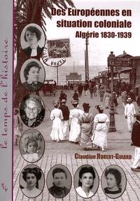 Des Européennes en situation coloniale - Algérie 1830-1939.pdf