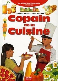 Claudine Roland et Didier Grosjean - Copain de la cuisine.