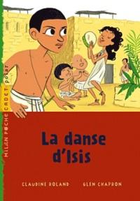 Claudine Roland - La danse d'Isis.