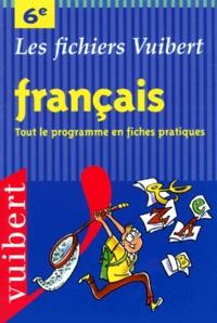 Goodtastepolice.fr FRANCAIS 6EME. Tout le programme en fiches pratiques Image