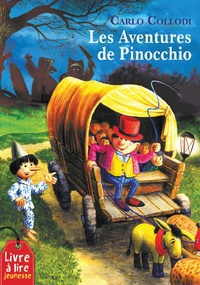 Claudio Collodi - Les aventures de Pinocchio.