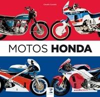 Pdf ebooks rapidshare télécharger Motos Honda FB2 par Claudio Corsetti