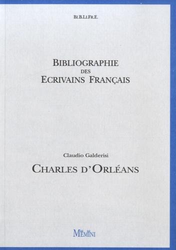 Claudio Galderisi - Charles d'Orléans.