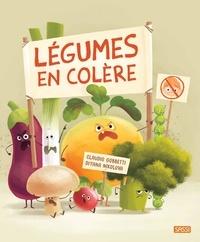 Claudio Gobbetti et Diyana Nikolova - Légumes en colère.