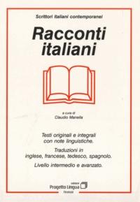 Claudio Manella - Racconti italiani.