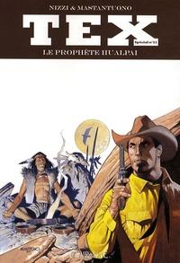 Claudio Nizzi et Corrado Mastantuono - Tex Tome 21 : Le Prophète Hualpai.