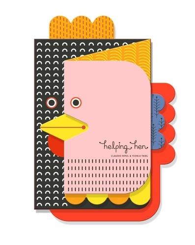 Claudio Ripol - Helping hen.