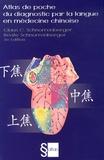 Claus Schnorrenberger et Beate Schnorrenberger - Atlas de poche du diagnostic par la langue en médecine chinoise.