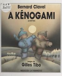 Clavel - A Kénogami - Poèmes.