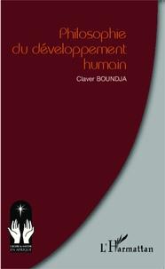 Claver Boundja - Philosophie du développement humain.