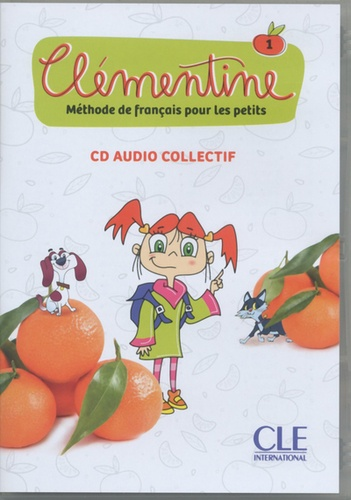 Francais Langue Etrangere Clementine 1 Methode De Francais Pour Les Petits Grand Format