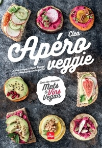 Clea - Apéro veggie.