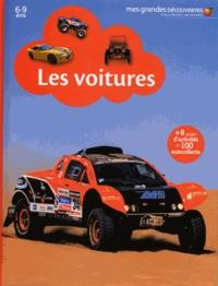 Cléa Blanchard - Les voitures.