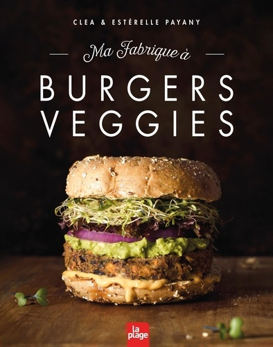 Ma fabrique à burgers veggies