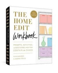 Clea Shearer - The Home Edit Workbook /anglais.