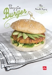 Clea et Estérelle Payany - Veggie burger.