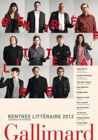 Clélia Anfray et Aurélien Bellanger - La rentrée littéraire Gallimard 2012 - Extraits.