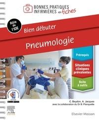 Livres en ligne à lire et à télécharger gratuitement Bien débuter Pneumologie 9782294765476 par Clémence Beydon, Audrey Jacques FB2 in French