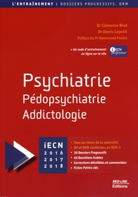 Clémence Bied et Alexis Lepetit - Psychiatrie, pédopsychiatrie, addictologie.