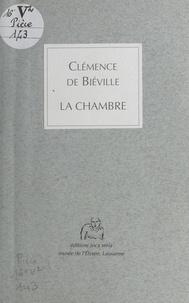 Clémence de Biéville - La chambre.
