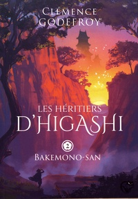 Clémence Godefroy - Les héritiers d'Higashi Tome 2 : Bakemono-san.