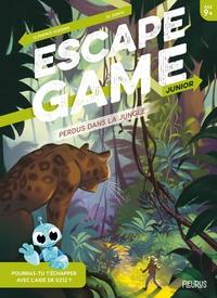 Clémence Gueidan et Rémi Prieur - Escape Game Junior - Perdus dans la jungle.