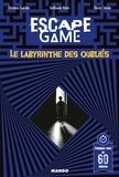 Clémence Gueidan et Guillaume Natas - Le labyrinthe des oubliés - Echappez-vous en 60 minutes.