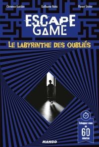 Le labyrinthe des oubliés - Echappez-vous en 60 minutes.pdf