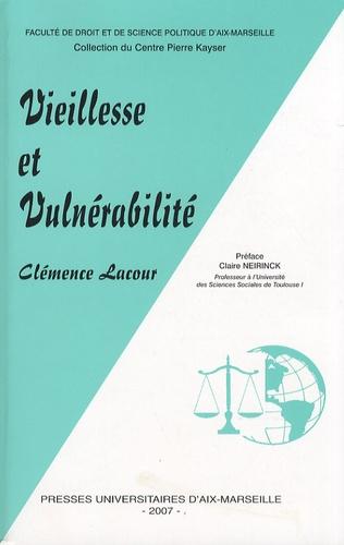Clémence Lacour - Vieillesse et vulnérabilité.