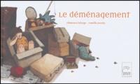 Clémence Lafarge et Camille Jourdy - Le déménagement.