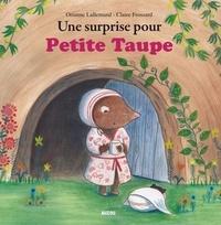 Clémence Lallemand et Claire Frossard - Une surprise pour petite taupe.