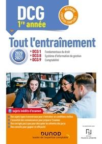 Clémence Lautard-Mattioli et Oona Hudin-Hengoat - DCG Année 1 - DCG 1, DCG 8, DCG 9 Tout l'entraînement.