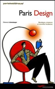 Clémence Leboulanger - Paris Design.