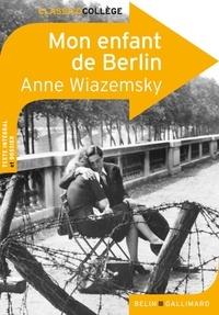 Clémence Maillot et Anne Wiazemsky - Mon enfant de Berlin.