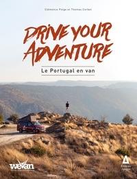Clémence Polge et Thomas Corbet - Le Portugal en van - Drive your adventure.