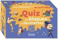 Clémence Roux de Luze et Michèle Lecreux - Quiz des blagues et devinettes.