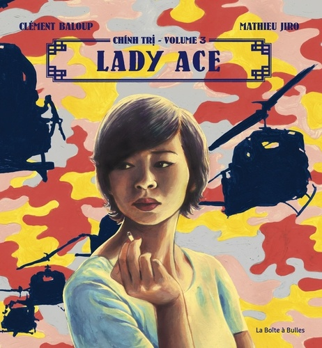 Chinh Tri Tome 3 Lady Ace